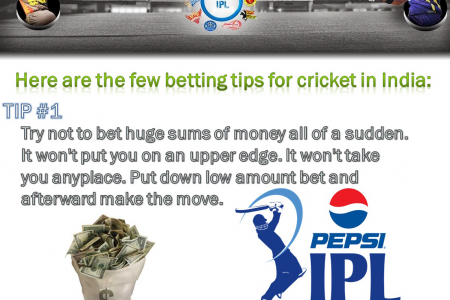 IPL T20 Cricket Betting Tips Infographic