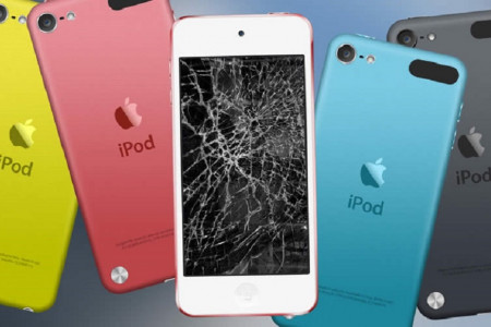 Ipod Screen & Water Damage Repair | Out of Warranty Infographic