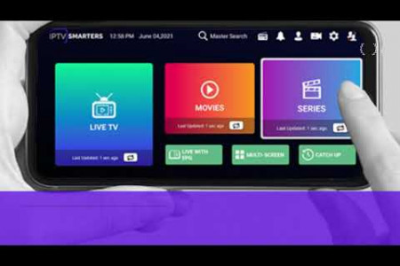 IPTV SMARTERS PRO 2021 V3.0 LAUNCHED WITH MORE IMPROVEMENTS AND FEATURES Infographic