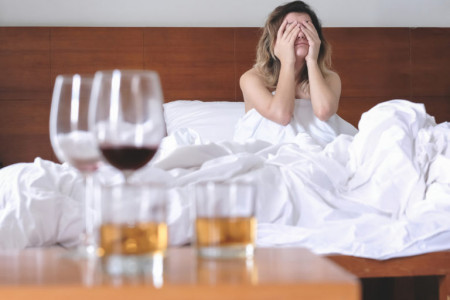 Is it Just a Bad Hangover or Something More Serious? Infographic
