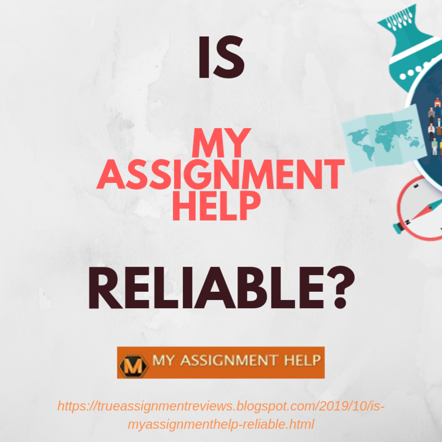 Is MyAssignmentHelp Reliable? Infographic