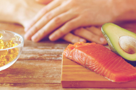 Is Omega- 3 Fatty Acid Effective For Brain Injury? Infographic