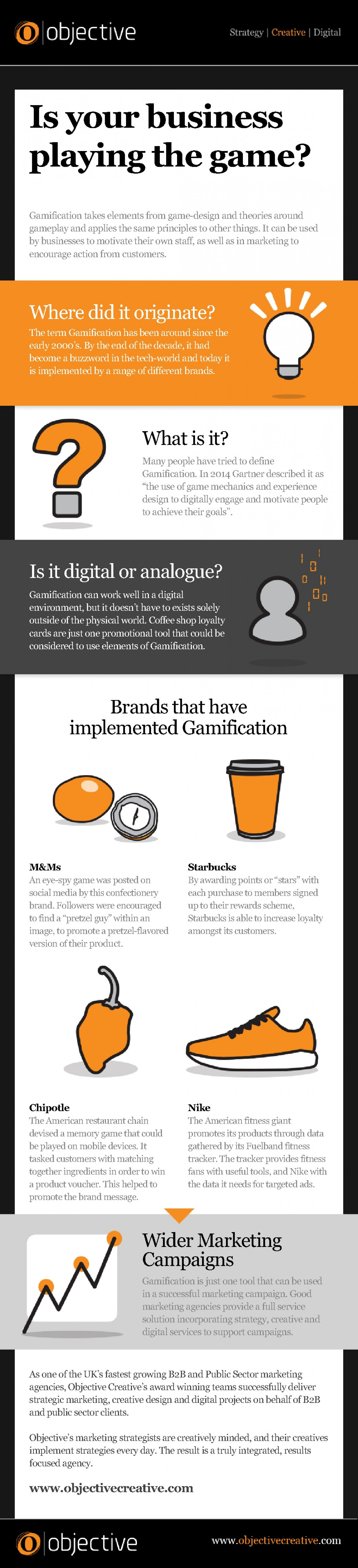 Is Your Business Playing the Game? Infographic