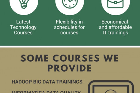 IT Certification Courses Infographic