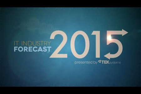 IT Industry Forecast 2015 Infographic
