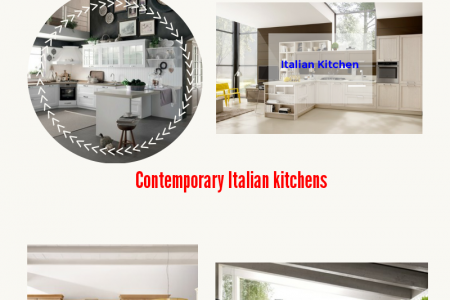 Italian Kitchens Cambridge Infographic