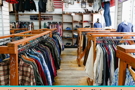 Items to Always Buy at Thrift Stores Infographic