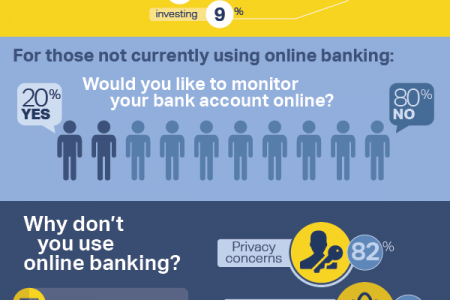 iTOK Infographic: Seniors & Online Finances Infographic