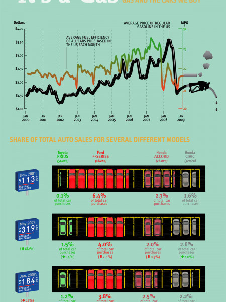 It's a Gas  Infographic
