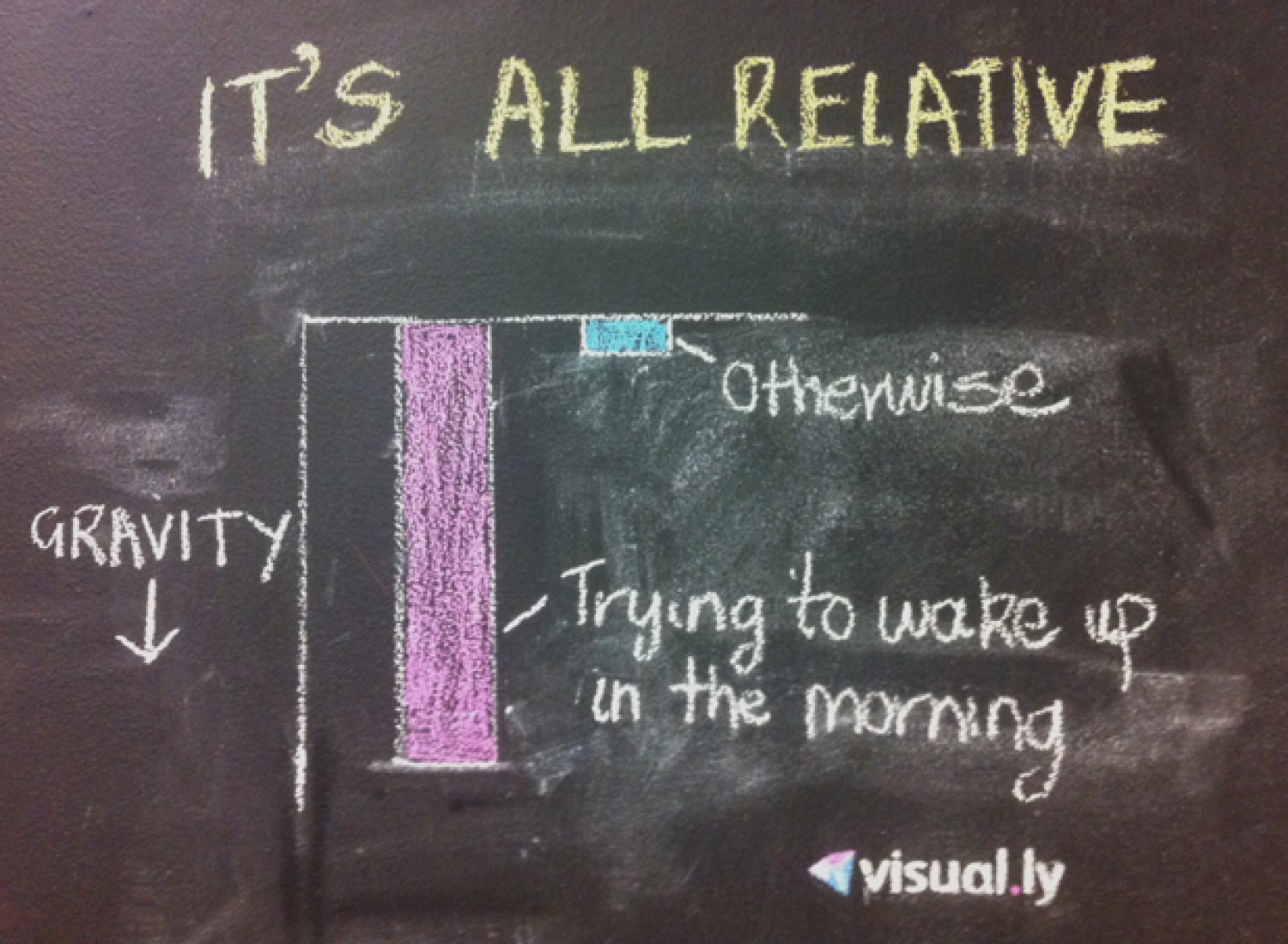 It's All Relative Infographic
