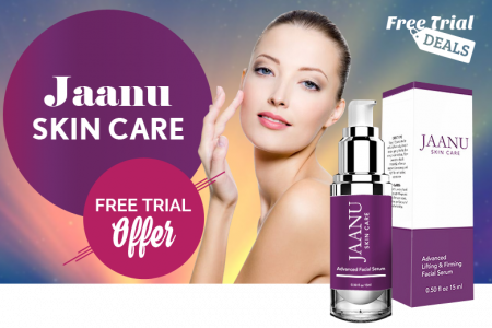 Jaanu Skin Care – Free Trial Offer Infographic