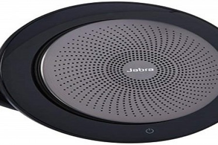 Jabra 710 Speaker with Microphone Infographic