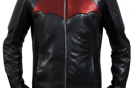 Jacket From Batman Beyond Infographic