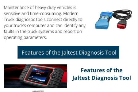 Jaltest Multibrand Diagnostic Tools for Bus and Trucks Infographic
