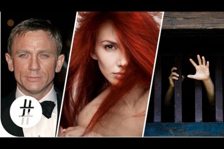 Random Numbers: James Bond, Death Row & Red Heads Infographic