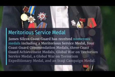 James Silcox Coast Guard Infographic