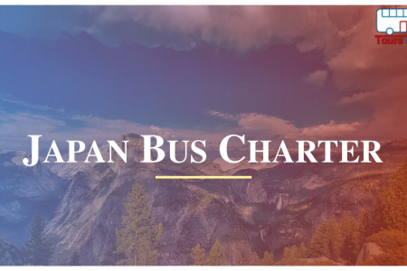 Japan Bus Charter Infographic