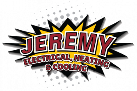 Jeremy Electrical, Hearing & Cooling- New Logo Infographic
