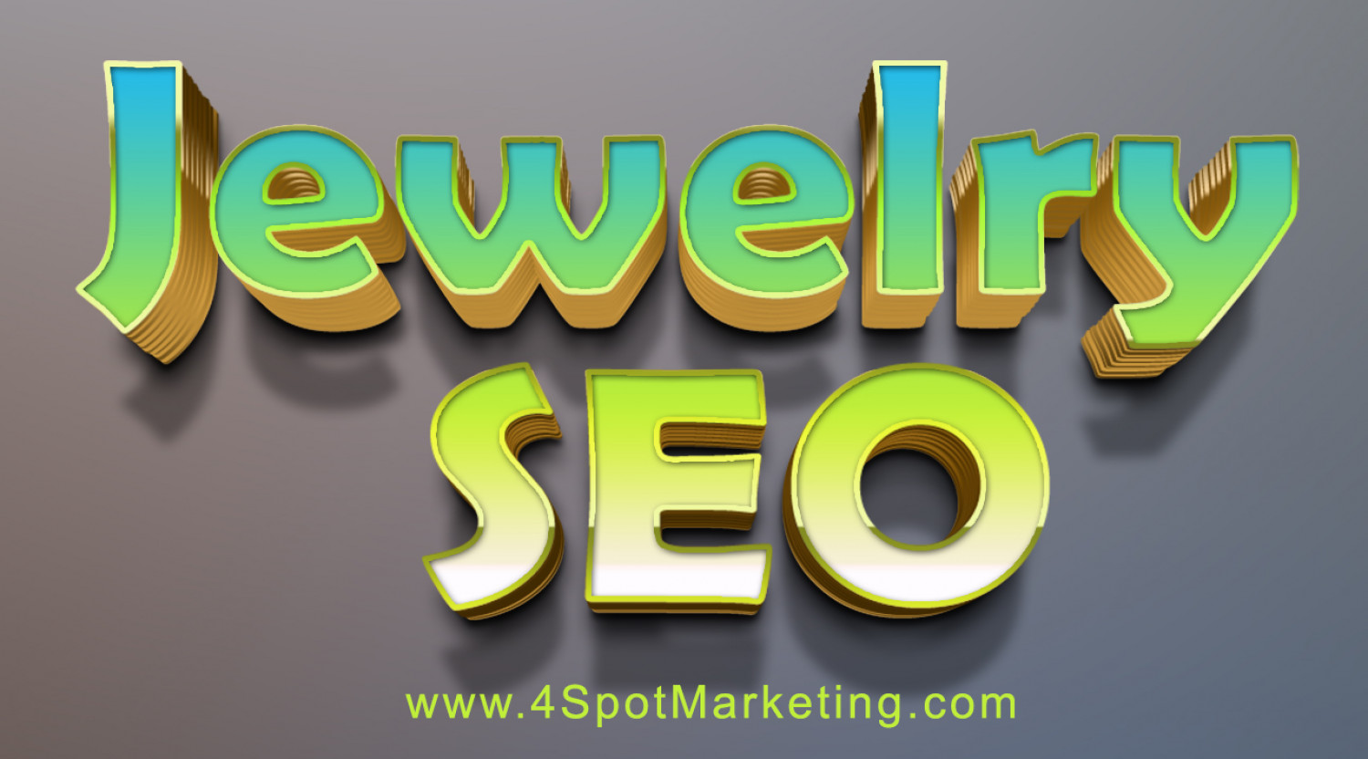 jewelry seo Infographic