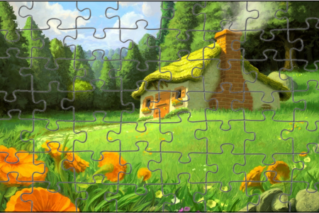Jigsaw Puzzles Online Store Canada Infographic