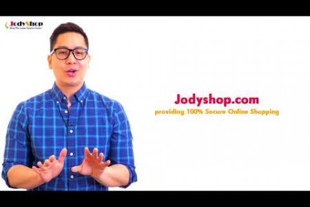 Jodyshop Fashion Shop Infographic