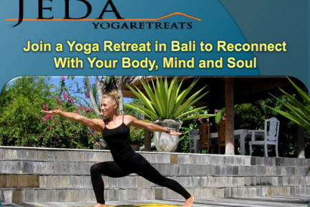 Join a Yoga Retreat in Bali to Reconnect With Your Body, Mind and Soul Infographic