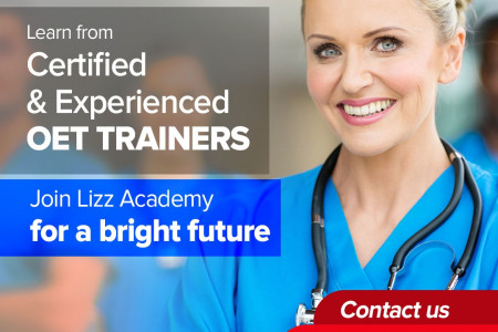 Join Lizz Academy for a bright future Infographic