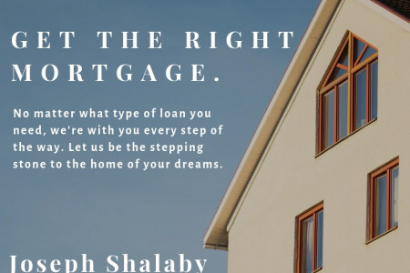 Joseph Shalaby - E MORTGAGE CAPITAL INC Infographic