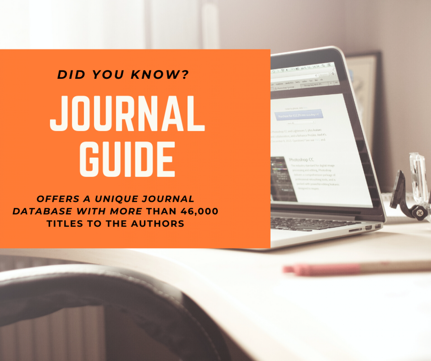 Journal Guide  Infographic