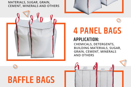 JumboBagShop: Buy FIBC Bulk Bag Online in India @ Best Price Infographic