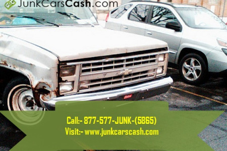 Junk car for cash Infographic