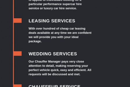 K2 Prestige Supercar Hire - Best Luxury car rental in London Infographic