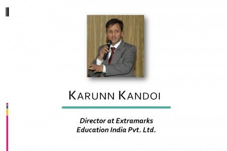 Karunn Kandoi - Director at Extramarks Education Pvt. Ltd. Infographic