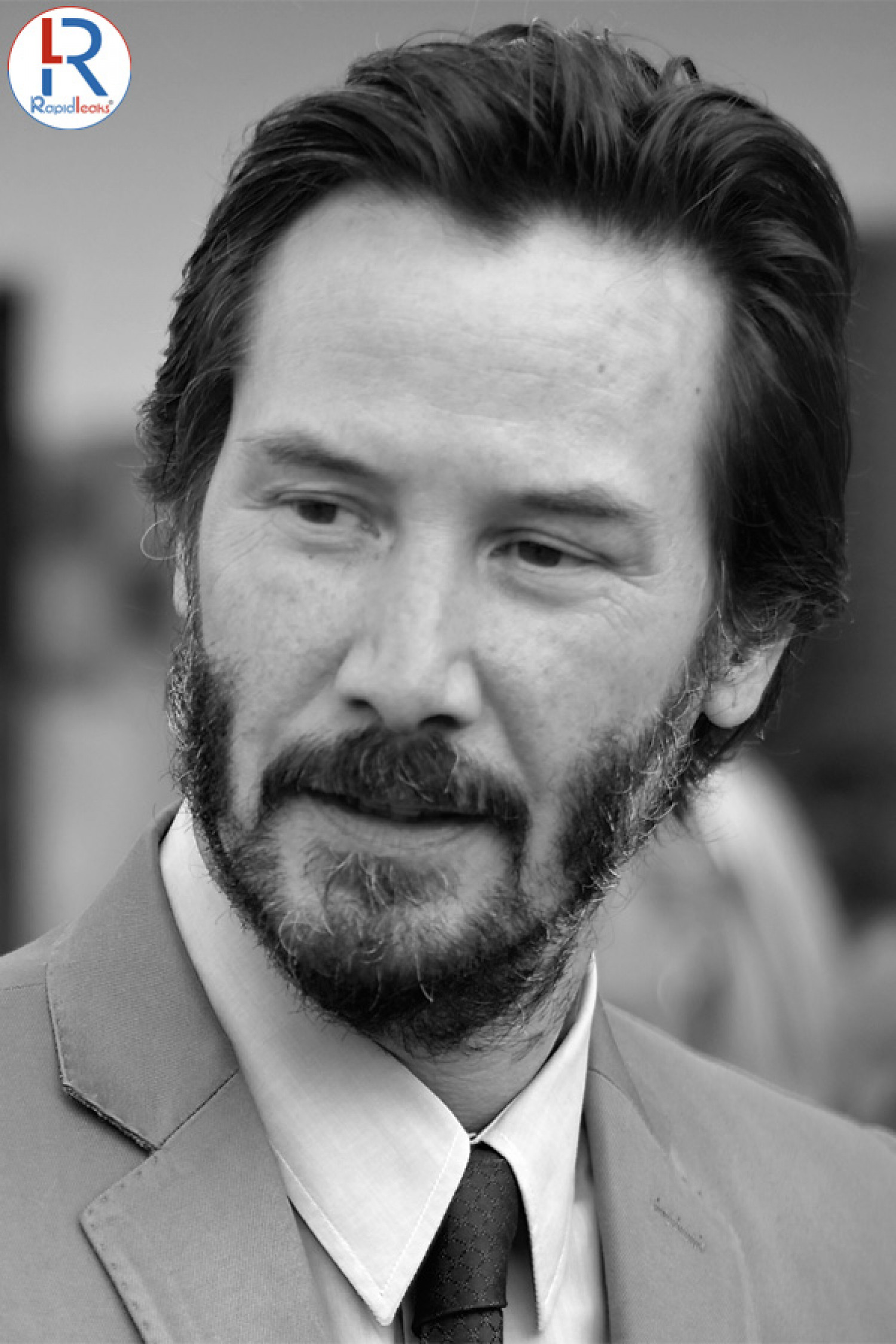 Keanu Reeves Infographic