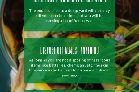 Keep Your Home Neat and Clean With Skip Hire Infographic