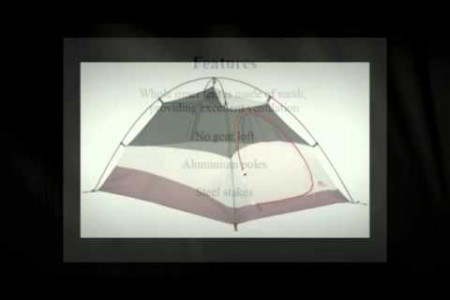 Kelty Grand Mesa 2 Person Tent Infographic