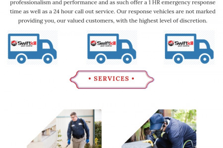 Kent Pest Services in London Infographic