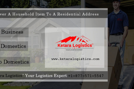 Ketara Logistics - Offer Home Delivery Service in Ottawa Infographic