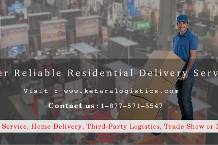 Ketara Logistics - Offer Residential Delivery Service in Ottawa Infographic