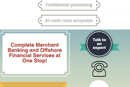 Key Benefits of Offshore Merchant Accounts Infographic
