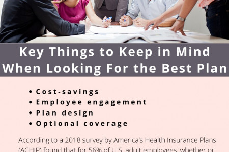 Key things to keep in mind when looking for the best plan Infographic