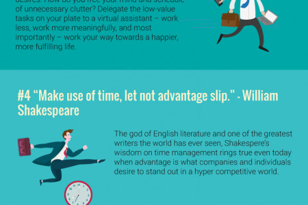 Kick-start Your Week – 7 Inspirational Leadership Quotes You'll Love Infographic