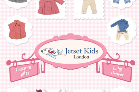 Kids Wears Collection 2014  Infographic