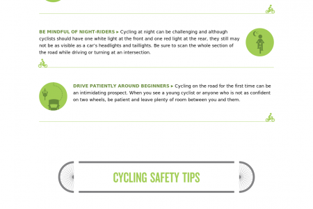 Klosters Guide To Bicycle Safety Infographic