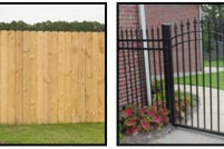 Know About Fence Contractor In North Little Rock Infographic