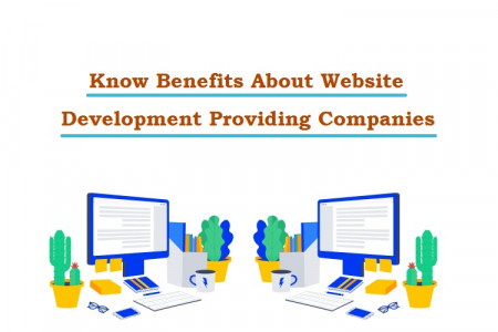Know Benefits About Website Development Providing Companies  Infographic