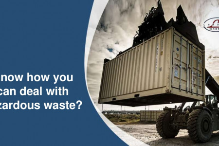 Know how you can deal with hazardous waste? Infographic