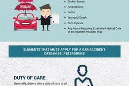 Know Some of the Common Causes of Car Accidents in St. Petersburg Infographic