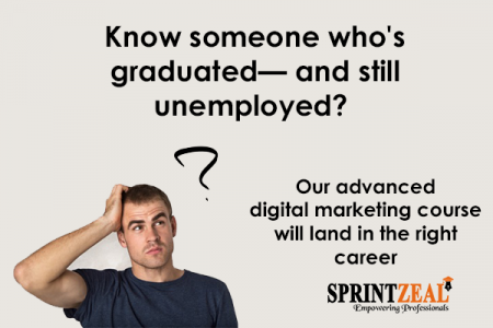 Know someone who is graduated and still unemployed Infographic