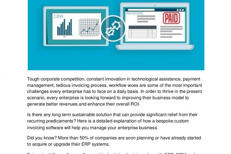 Know the Expert Tips to manage Enterprise Billing Infographic